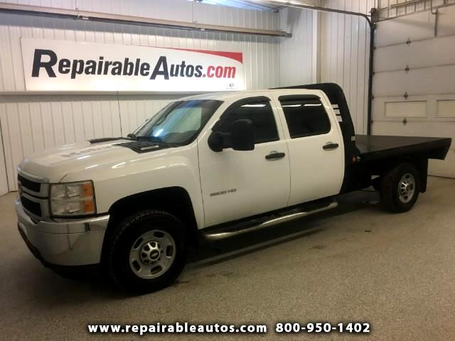 2014 Chevrolet Silverado 2500HD 2WD Repairable Water -TX NONREPAIRABLE TITLE