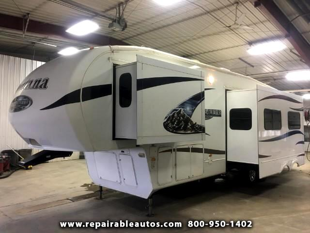2010 Montana Mountaineer MR347THT10 - Local Trade In
