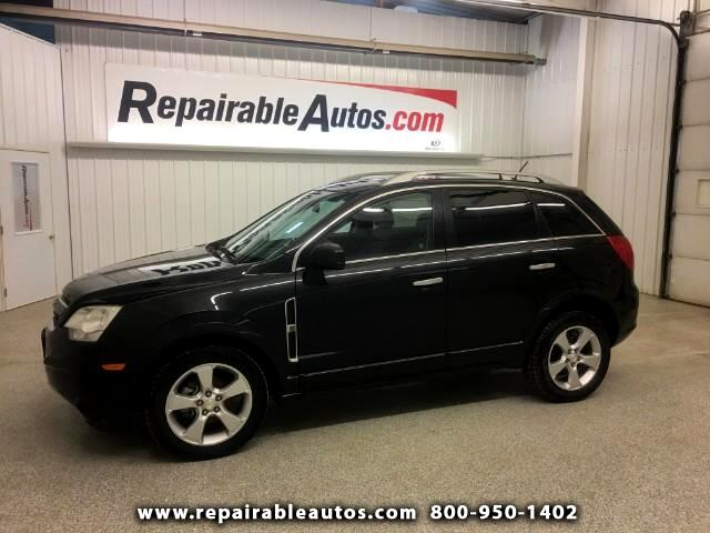 2014 Chevrolet CAPTIVA LT FWD Repairable Water Damage