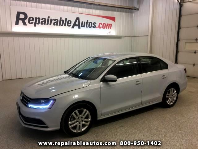2017 Volkswagen Jetta Repairable Hail Damage