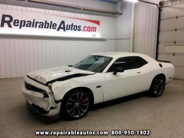 2014 Dodge Challenger SRT8 Repairable Front Damage
