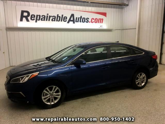 2016 Hyundai Sonata Repairable Side Damage