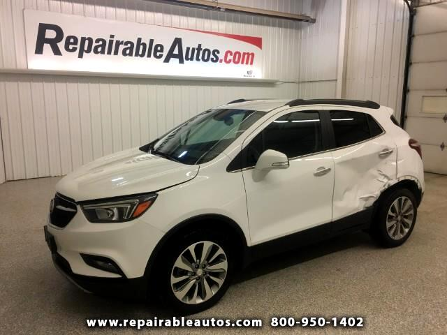 2017 Buick Encore FWD Repairable Side Damage