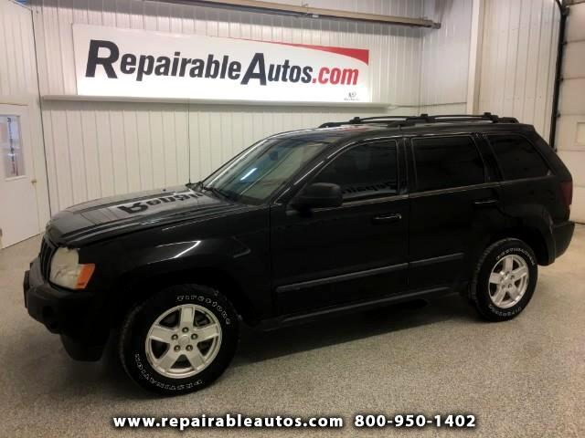2007 Jeep Grand Cherokee Laredo 4WD Previous Water Damage - Local Trade In