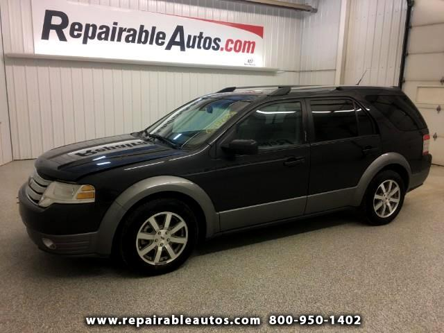 2008 Ford Taurus X SEL AWD Repairable Hail Damage