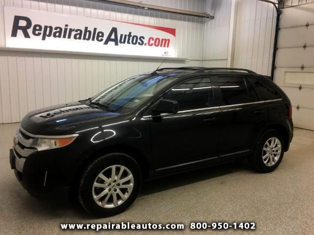 2011 Ford Edge Limited FWD Repairable Hail Damage