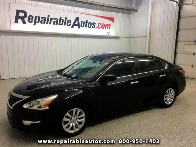 2014 Nissan Altima S Repairable Hail Damage