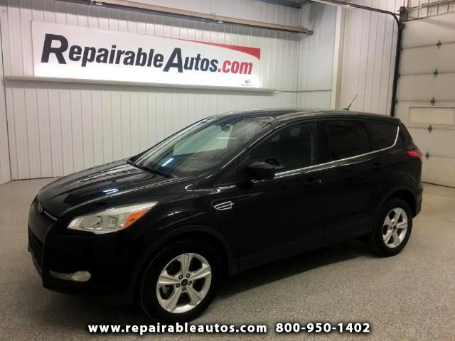 2014 Ford Escape SE FWD Repairable Hail Damage