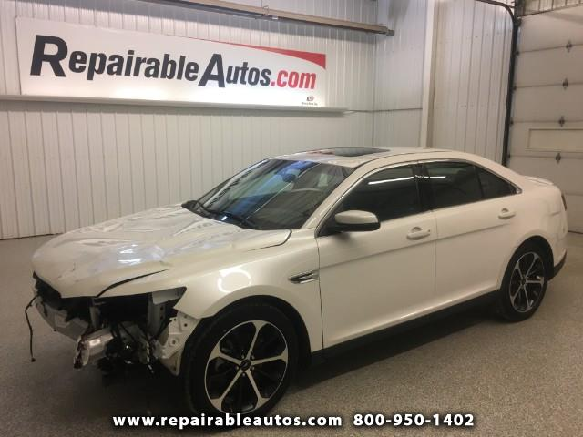 2016 Ford Taurus SEL FWD Repairable Front Damage