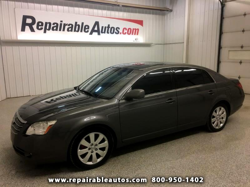 2006 Toyota Avalon XLS Repairable Water Damage