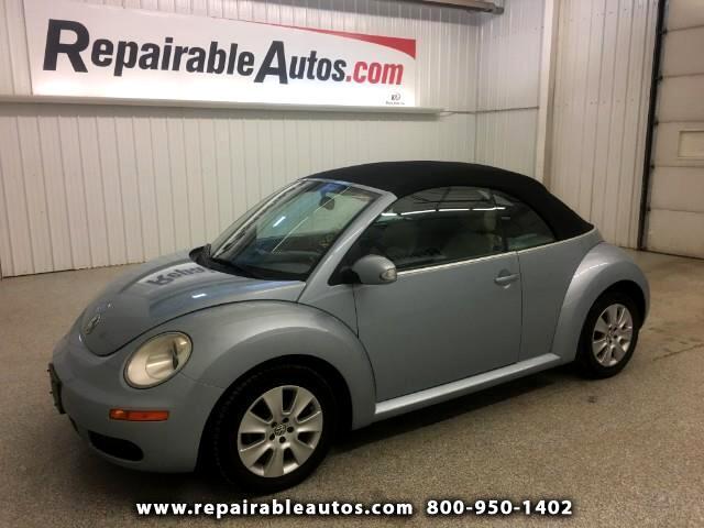 2010 Volkswagen New Beetle Convertible Repairable Misc Collision Damage