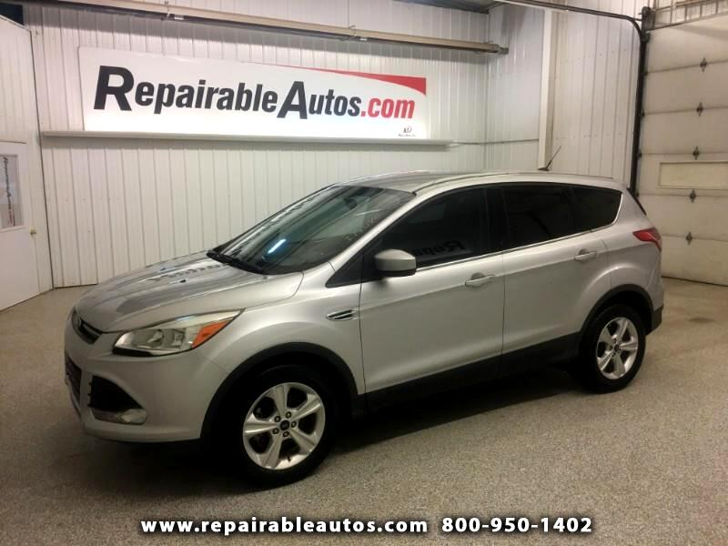 2014 Ford Escape SE FWD Repairable Water Damage