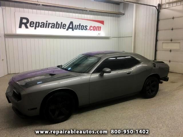 2012 Dodge Challenger Repairable Rear Damage