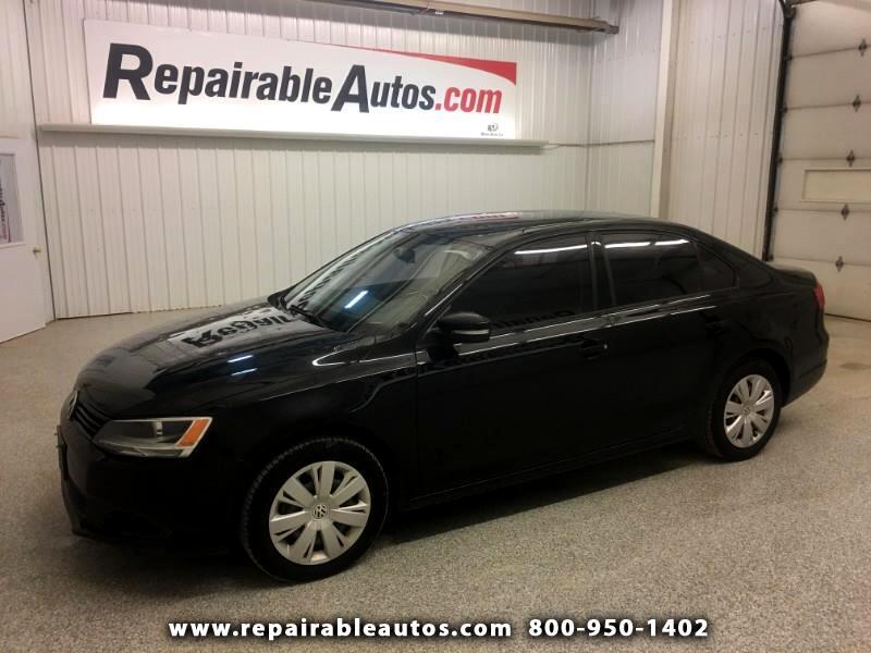 2012 Volkswagen Jetta SE Repairable Hail Damage