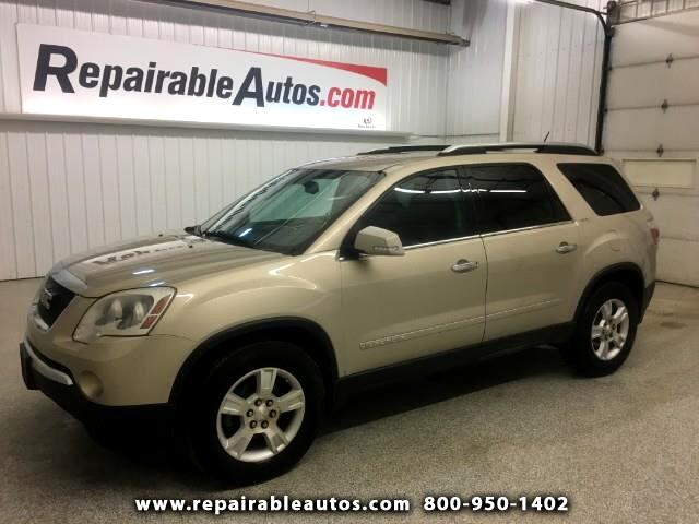 2008 GMC Acadia SLT AWD Local Trade