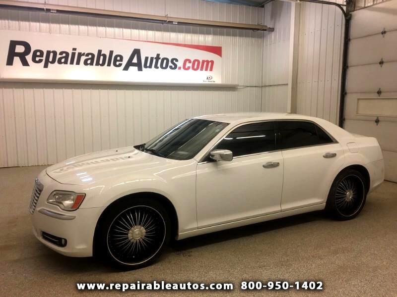 2011 Chrysler 300 Repairable Water Damage