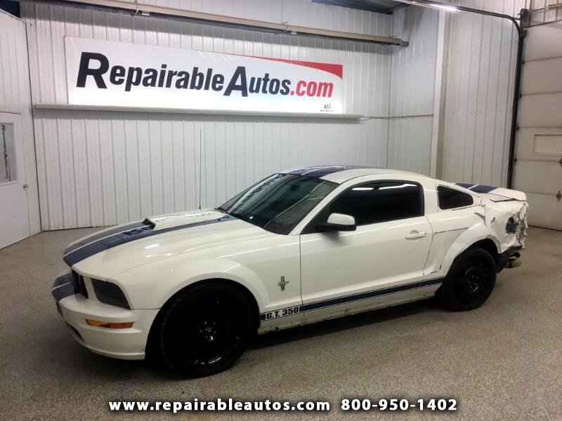 2006 Ford Mustang GT Repairable Rear/Side Damage