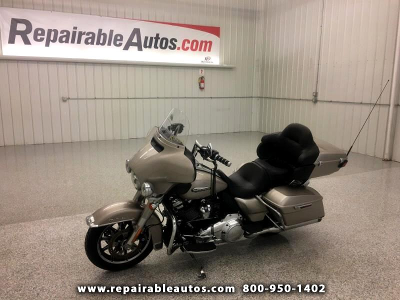 2018 Harley-Davidson Touring Repairable Light Scratches - Ready to Ride