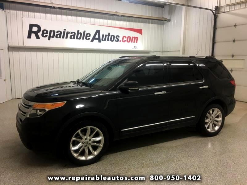 2011 Ford Explorer XLT FWD Repaired Previous Water