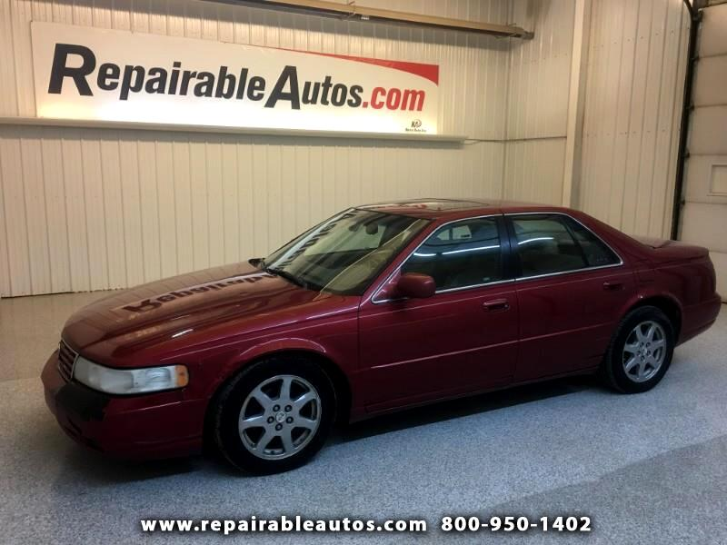 2003 Cadillac Seville STS Trade In