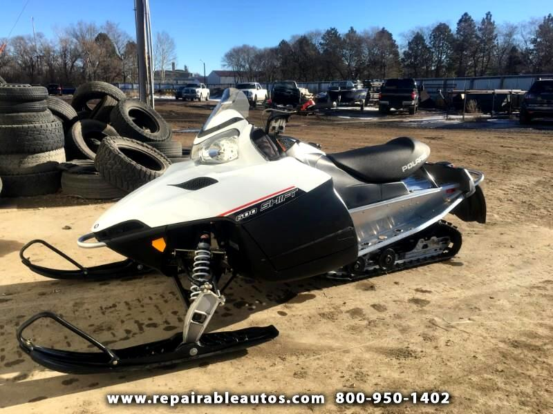 2012 Polaris 600 IQ Ready to Go!