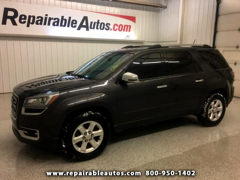 2014 GMC Acadia FWD Repairable Hail Damage