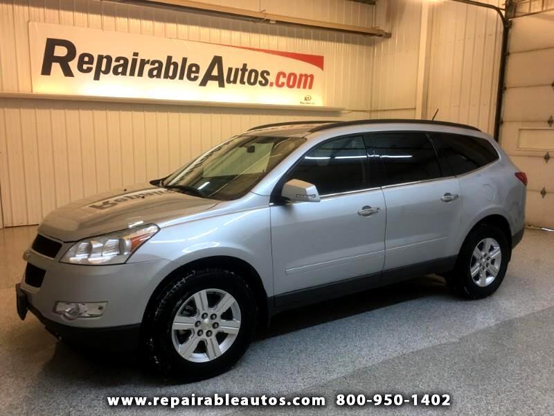 2012 Chevrolet Traverse AWD Repairable Hail Damage