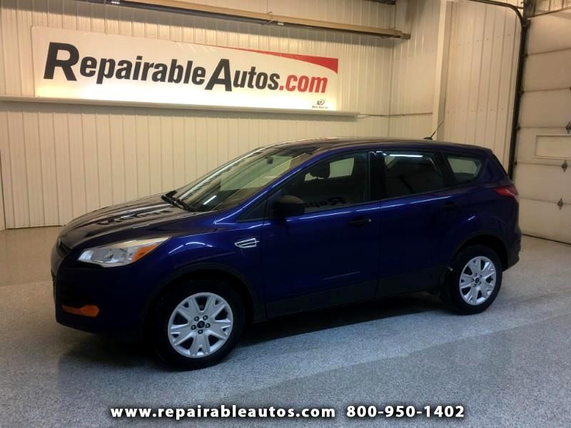2014 Ford Escape Repairable Hail Damage