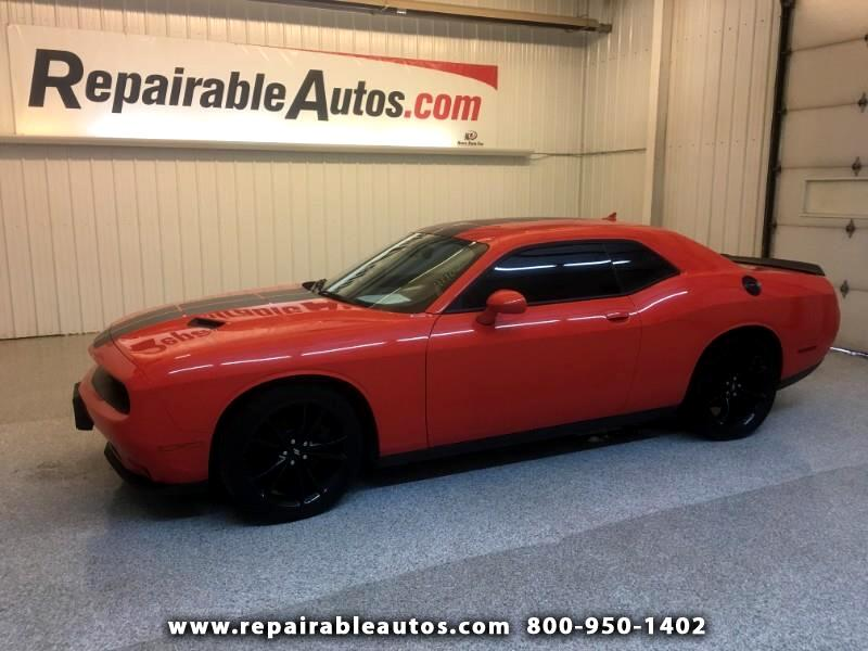 2017 Dodge Challenger Repairable Water Damage