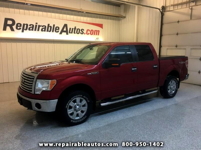 2011 Ford F-150 XLT 4WD Local Trade In