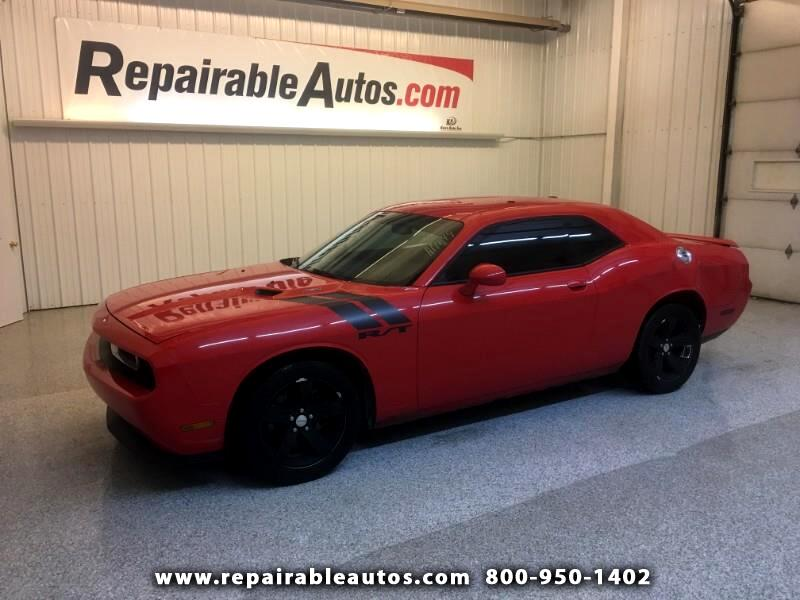 2014 Dodge Challenger R/T Repairable Rear Damage