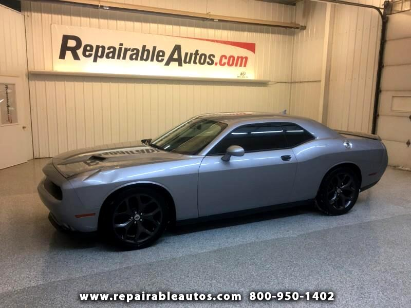 2017 Dodge Challenger Repairable Storm Damage