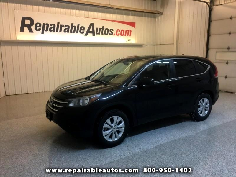 2013 Honda CR-V AWD Local Trade In