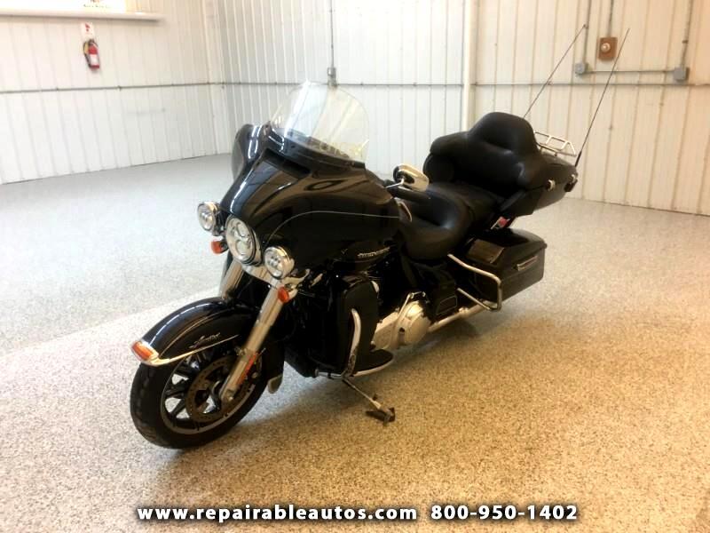 2014 Harley-Davidson FLHTK Repairable All Over Damage