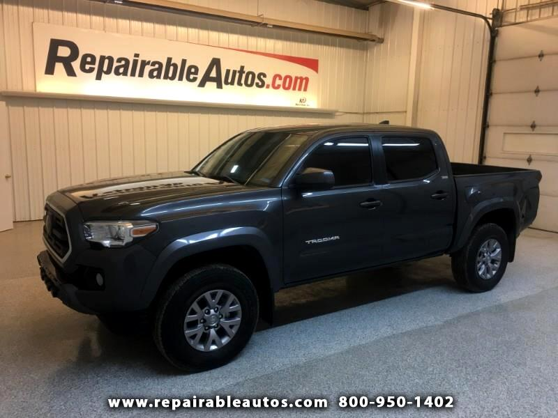 2018 Toyota Tacoma SR5 2WD Repairable Rear Damage