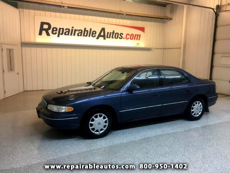 1997 Buick Century Local Trade - Once Owner