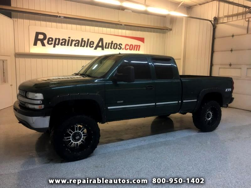 2001 Chevrolet Silverado 1500 LT Quad Cab 4WD Trade In
