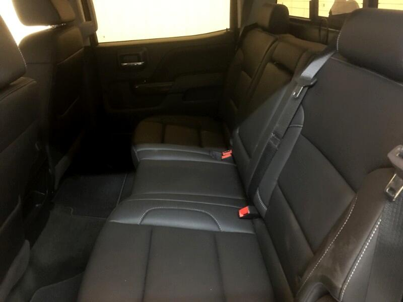 2018 GMC Sierra 1500 SLT 4WD Repairable Front Damage