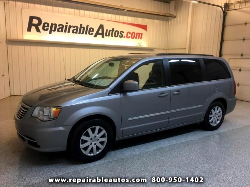 2016 Chrysler Town & Country Repairable Side Damage