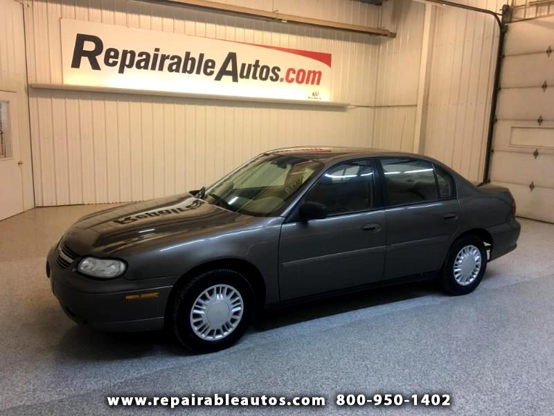 2001 Chevrolet Malibu Trade In