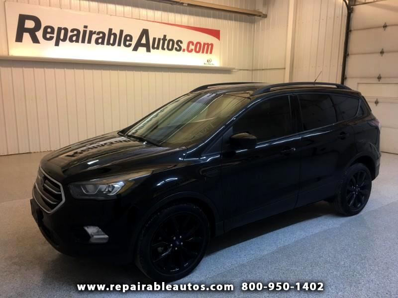 2017 Ford Escape SE Repairable Hail Damage