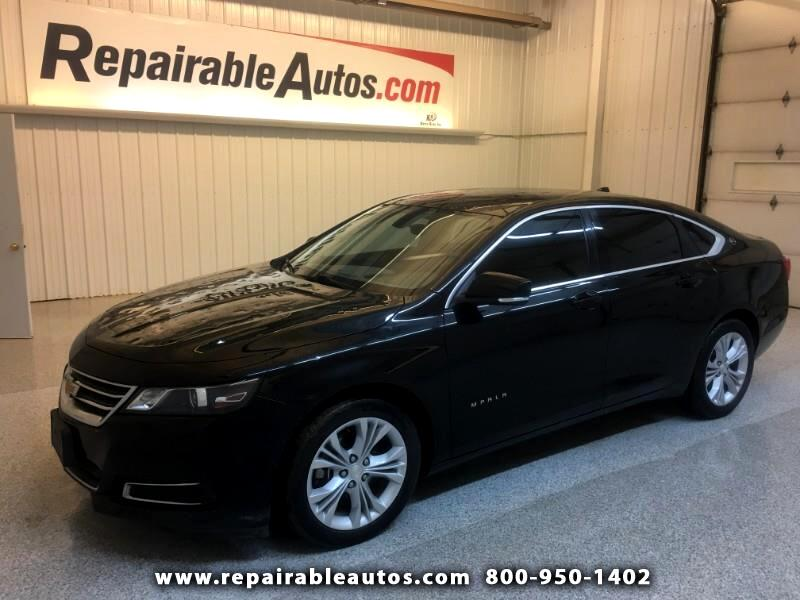 2014 Chevrolet Impala LT Repairable Hail Damage