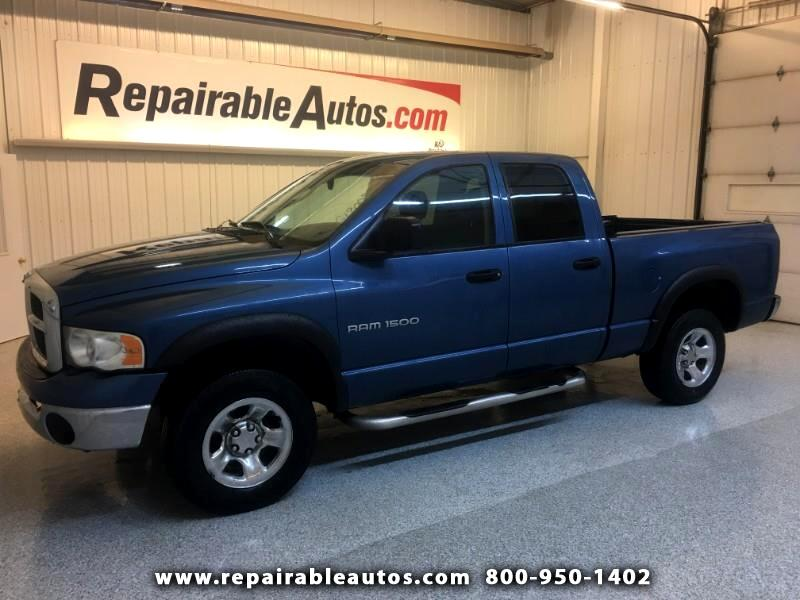 2005 Dodge Ram 1500 SLT 4WD Local Trade In