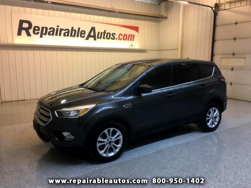 2017 Ford Escape SE FWD Repairable Hail Damage