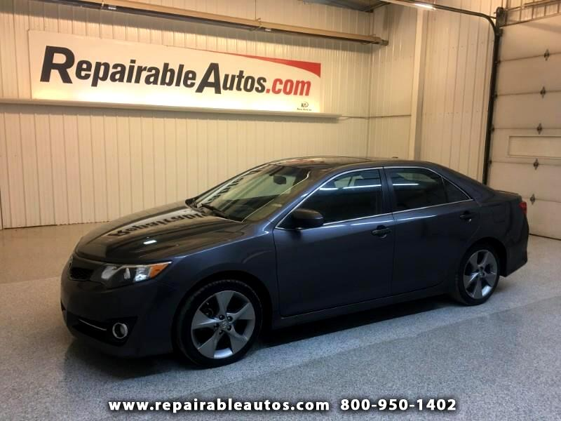 2014 Toyota Camry SE Repairable Hail Damage