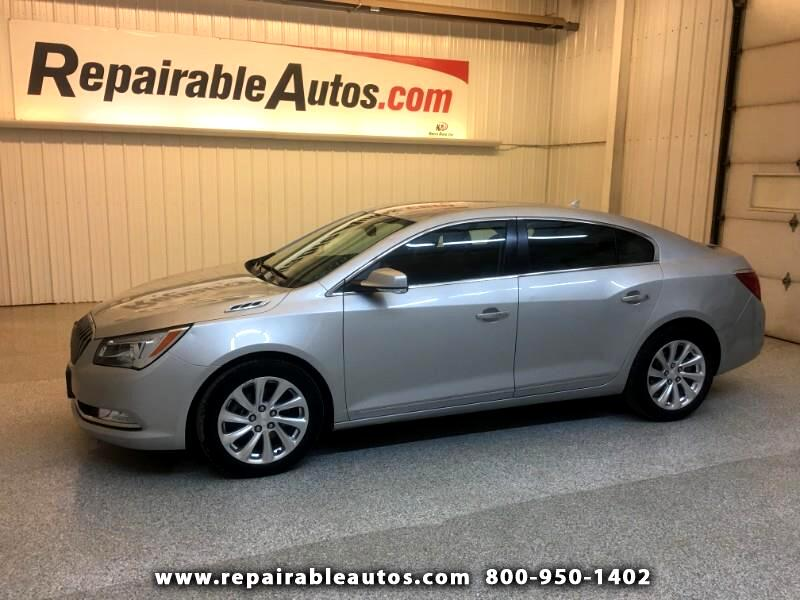 2014 Buick LaCrosse Repairable Hail Damage