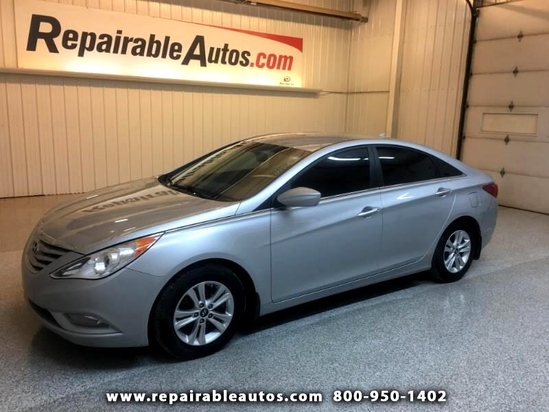 2013 Hyundai Sonata Repairable Hail Damage