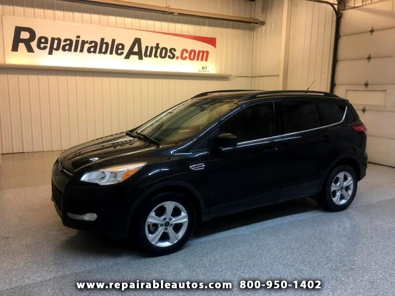 2015 Ford Escape SE FWD Repairable Hail Damage