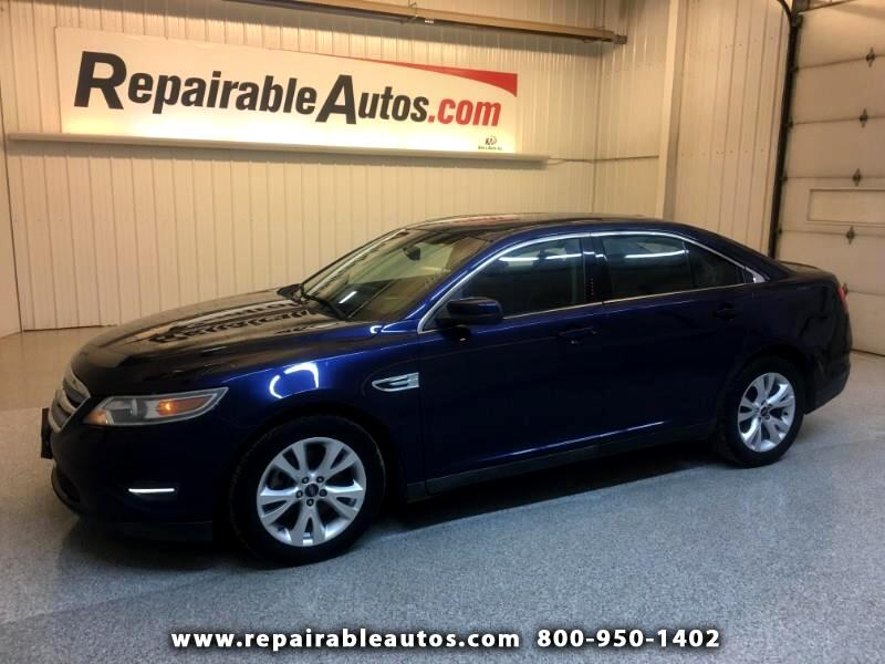 2011 Ford Taurus SEL Repairable Hail Damage