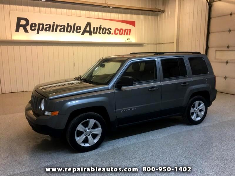 2011 Jeep Patriot 2WD Repairable Hail Damage